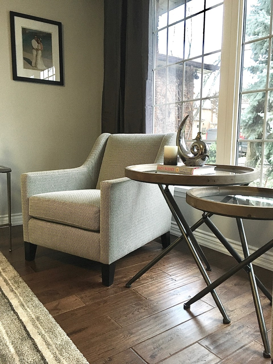 After Accent Chair