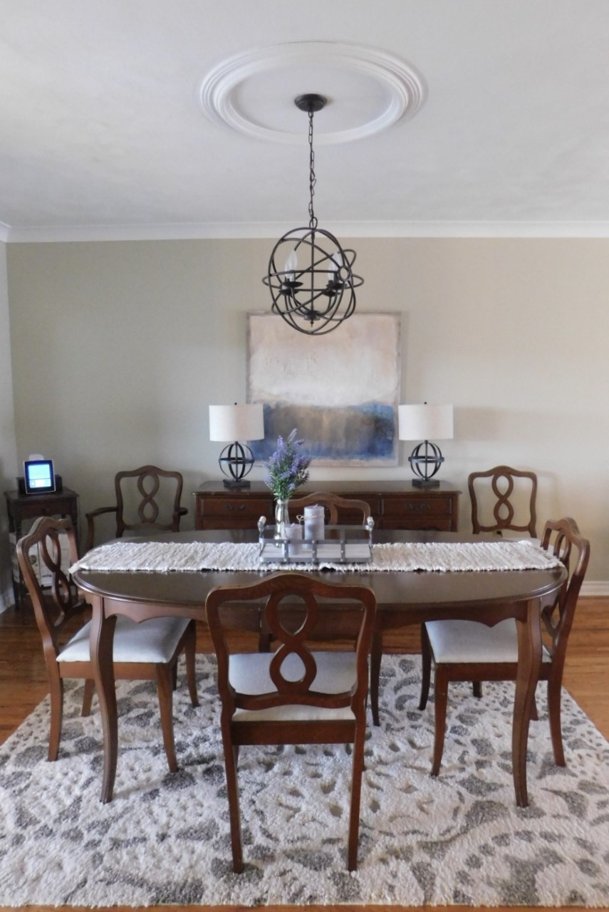 Dining Room Updated